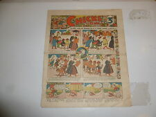 CHICKS' OWN Comic - Year 1952 - No 1382 - Date 29/11/1952 - UK Paper Comic