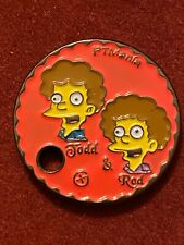 Pathtag 12210 - Todd & Rod - The Simpsons