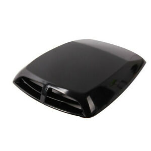 Vent Air Flow Intake Hood Scoop Cover Sticker For Car SUV Vehicle Bonnet Roof