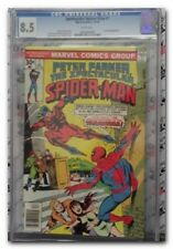 Spectacular Spider-Man #1 CGC 8.5  Story: Gerry Conway Art: Sal Bucema