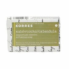 Korres Calendula Softening Soap Paper Wrapped 40g Set of 10 bars
