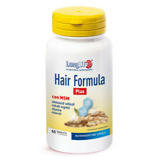 LONG LIFE HAIR FORMULA PLUS 60 TAV