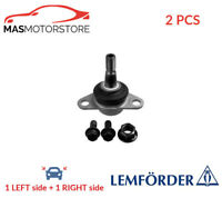 SUSPENSION BALL JOINT PAIR FRONT LEMFÖRDER 26795 03 2PCS P NEW OE REPLACEMENT