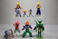 Dragon Ball HG 18 Gashapon Capsule Miniature Figure Full Set Boo Cell Gogeta