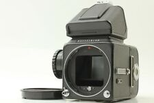 【EXC+5】Hasselblad 500 CM C/M w/ A-12 III 120 Film , Acute Matte 42170 From JAPAN