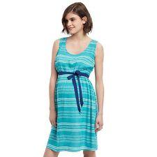 Oh Baby by Motherhood Maternity Print Tank Dress - Size Large - NWT!!!
