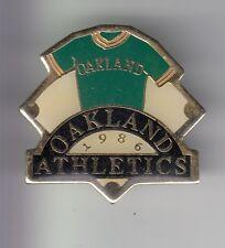 RARE PINS PIN'S .. SPORT BASEBALL USA TEAM OAKLAND ATHLETICS 1988 CALIFORNIE ~DJ