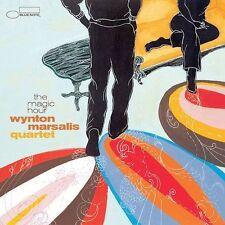 1 CENT CD The Magic Hour - Wynton Marsalis (Blue Note) JAZZ