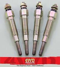 Glow Plug SET - for Nissan Navara D21 2.7D TD27 (88-97)