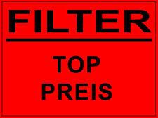 Pollenfilter Innenraumfilter Aktivkohle AUDI A3 (8P) ab 03 NUR MIT KLIMAANLAGE