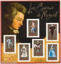Bloc n° 98 Les Opéras de Mozart de 2006  NEUF ** - LUXE