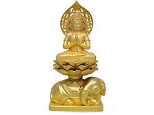 Buddhism Metal Sculpture FUGEN BOSATSU - Samantabhadra