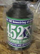 BCY 452X Bowstring Material 1/4lb Black Bow String Making