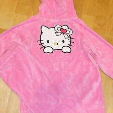 H&M Hello Kitty kuschel Hausanzug Sport Trainings Anzug Gr. 128 / 134 ( 122 )