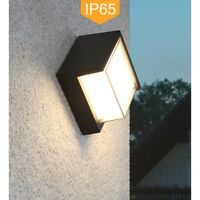 Indoor/Outdoor IP65 LED Wall Lamp Diamond Bulkhead Rainsafe Sconce Ceiling Light