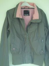 short jacket by Bench . Grey with pink lining