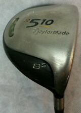 Taylormade R510 Driver 8.5* loft, M.A.S.2 stiff flex 75g graphite Mens RH