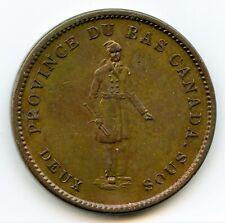 Breton 521, 1837 City Bank, One Penny Token - CH LC-9A3, Courteau 10a ICCS AU-55