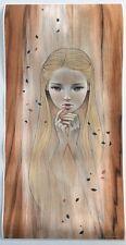 Audrey Kawasaki  - Fragile - Limited edition print