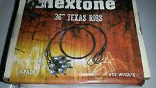 "flextone 36"" texas rigs decoy weights"