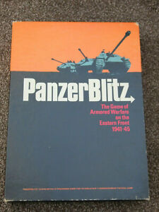 PANZER BLITZ Armoured Warfare on the Eastern Front 1941-45 Avalon Hill 807
