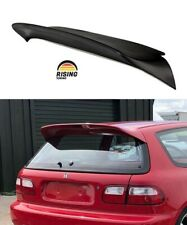 Osaka JDM Devil Spoiler for Honda Civic EG 91-95 ducktail wing EK9 Type-R Spoon