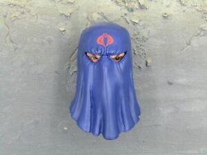 1/6 Scale GI Joe Cobra Commander Version 2 Original Balaclava Headsculpt