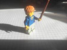 Lego Harry Potter Minifigure: HP006 Ron Weasley From Set 4708 Hogwarts Express