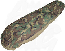 Military Issued Woodland Gortex Bivy Cover-U