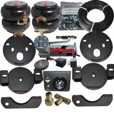 ChassisTech Tow Kit chevy gmc 25/35HD 2001-2010 Compressor and e push button xzx