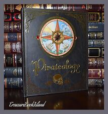 Pirateology Pirate Hunter's Companion Illustrated New Large Hardcover Gift Ed.