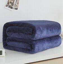 Large Luxury Faux Fur Throw Sofa Bed Mink Soft Warm Fleece Blanket KING SIZE UK