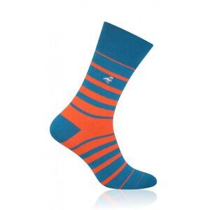 MONDAY Mens Coloured Cotton Rich Socks, Colourful Socks, Fun Socks