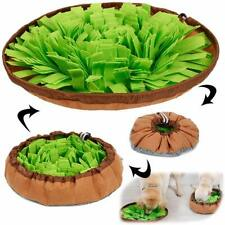 Dog Puzzle Toys, Pet Snuffle Mat For Dogs, Interactive Feed Game