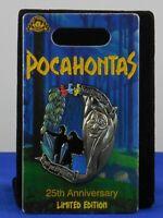 Disney POCAHONTAS 25th Anniversary GRANDMOTHER WILLOW LE 3500 Pin