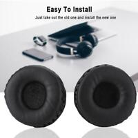 70MM Universal Replacement Ear Pads Soft Foam Cushion Headset Cover Case