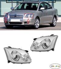 Toyota Avensis In Lampy Przednie Ebay