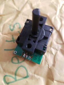 Beko Washing Machine Selector Switch. Genuine Part Number 2809830100