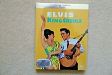 BLU-RAY ELVIS IN KING CREOLE  PREMIUM EXCLUSIVE EDITION NEW SEALED