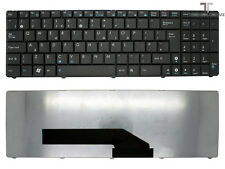 NEW ASUS K50C K50I K50ID K50IP LAPTOP KEYBOARD UK LAYOUT BLACK