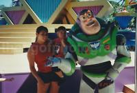 BUZZ LIGHTYEAR Mom+ Curious Boy FOUND PHOTO Toy Story FREE SHIPPING  712 10