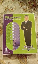 Wize coach George Thompson Boot Camp Video Series 6 DVD Set & Book