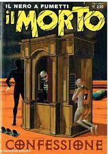 Fumetto Noir IL MORTO n.14