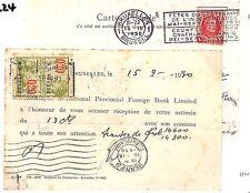 L24 1930 belgique, recettes-rare