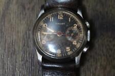 1936-39 antique gallet multichron petite chronograph woman pilot ww2 99s earhart