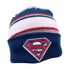 Superman Symbol Winter Trad New Era Newera DC Comics Licensed Beanie