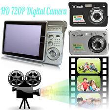 "New 18MP Telescopic CMOS 2.7"" TFT LCD Screen HD 720P Digital Camera Camcorder"