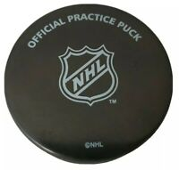 HOCKEY NHL OFFICIAL PRACTICE PUCK INGLASCO MADE IN CANADA OLD GEM!