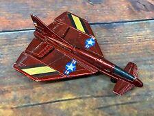Mattel Hot Birds, Regal Eagle, 1970 Red, Vintage, Airplane Die Cast Rare
