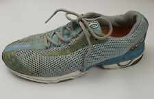 Pearl Izumi Synchrofloat Running Shoes 5172 Baby Blue White Womens sz 11 M EU 43